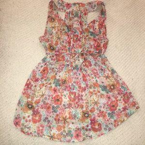 🇺🇸 American Rag - floral blouse